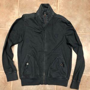 Timberland NWT zip up sweatshirt
